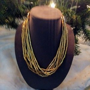 Michael Koss Gold necklace
